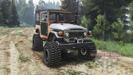 Toyota FJ40 [25.12.15] for Spin Tires