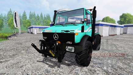 Mercedes-Benz Unimog U1600 for Farming Simulator 2015