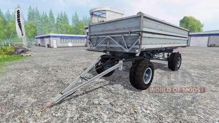 Gruber HW 80.11 1979 for Farming Simulator 2015