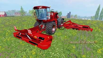 Krone Big M 500 [red] for Farming Simulator 2015