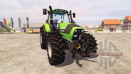 Deutz-Fahr Agrotron 6190 TTV v1.0 for Farming Simulator 2013