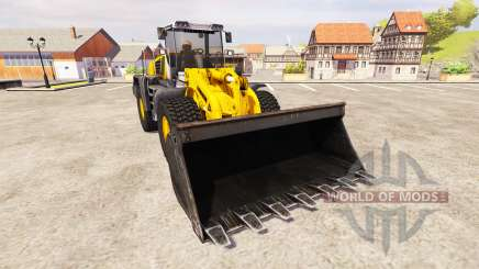 Liebherr L550 v1.1 for Farming Simulator 2013
