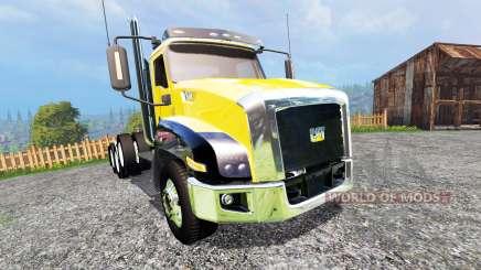 Caterpillar CT660 v2.0 for Farming Simulator 2015