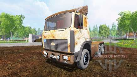 MAZ-642208 [rusty] for Farming Simulator 2015