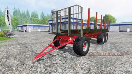 Kroger Timber for Farming Simulator 2015
