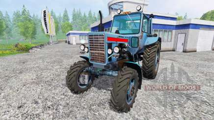 MTZ-82 Belarusian v1.0.0 for Farming Simulator 2015