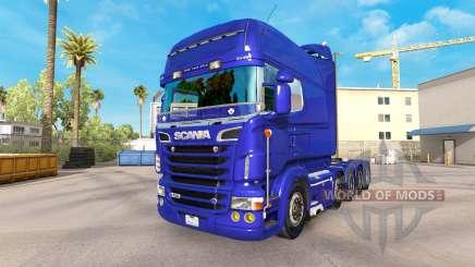 Scania R730 [long] for American Truck Simulator