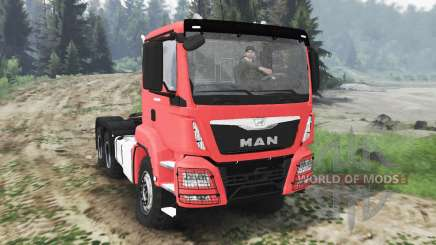 MAN TGS 26.480 6x6 [03.03.16] for Spin Tires