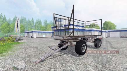 Fortschritt HW 80 Ball Grid Cart for Farming Simulator 2015