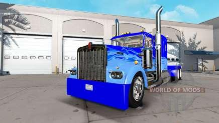 Kenworth W900A [custom] for American Truck Simulator