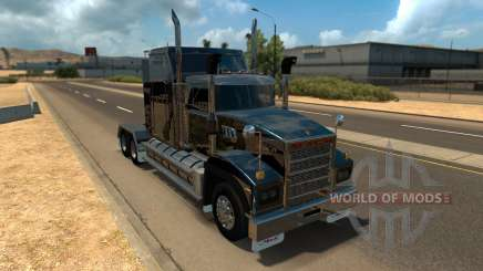 Mack Titan V8 for American Truck Simulator