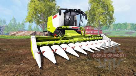 CLAAS Lexion 670 v1.2 for Farming Simulator 2015