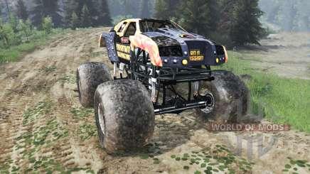 Monster Truck [03.03.16] for Spin Tires