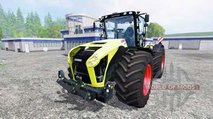 CLAAS Xerion 4500 v2.5 for Farming Simulator 2015