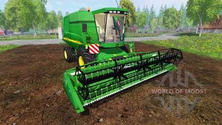John Deere 9640 WTS v2.1 for Farming Simulator 2015