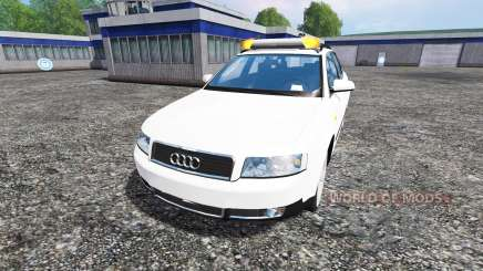 Audi A4 Avant (B6) for Farming Simulator 2015