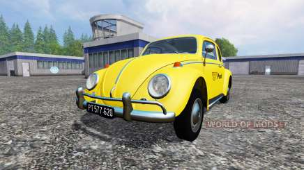 Volkswagen Beetle 1966 [Post Edition] for Farming Simulator 2015