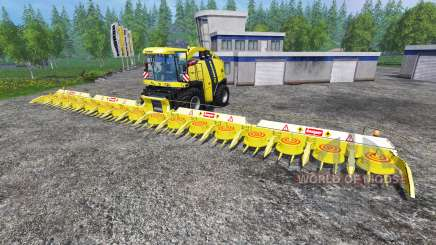 Krone Big X 1100 [Kemper Cutter] for Farming Simulator 2015