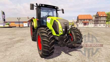 CLAAS Axion 820 v1.2 for Farming Simulator 2013