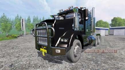 Kenworth T800 v1.0 for Farming Simulator 2015