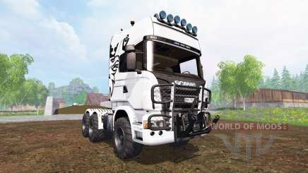 Scania R730 [agro] for Farming Simulator 2015