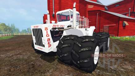 Big Bud-747 v1.0 for Farming Simulator 2015
