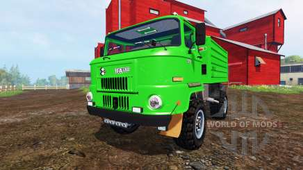 IFA L60 v4.2 for Farming Simulator 2015