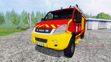 Iveco Daily CCRL for Farming Simulator 2015