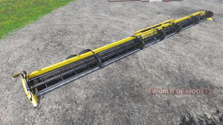 New Holland Super Flex Draper 45FT [38m] for Farming Simulator 2015