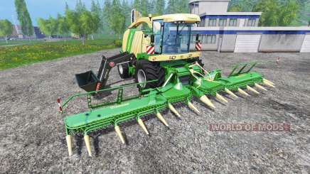 Krone Big X 1100 FL for Farming Simulator 2015