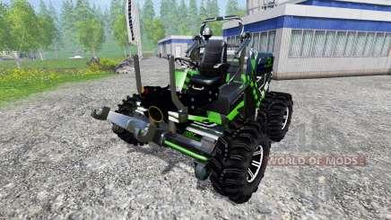 Amazone Crass Hopper for Farming Simulator 2015