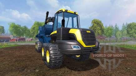 PONSSE Buffalo Wood Chipper v1.0 for Farming Simulator 2015