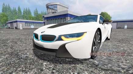 BMW i8 eDrive for Farming Simulator 2015