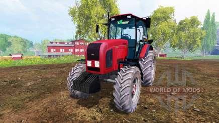Belarus-2022.3 v2.0 for Farming Simulator 2015