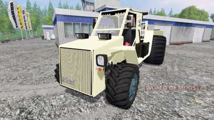 SAM 54 for Farming Simulator 2015