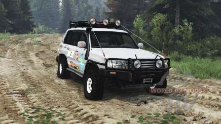 Toyota Land Cruiser 105 [25.12.15] for Spin Tires