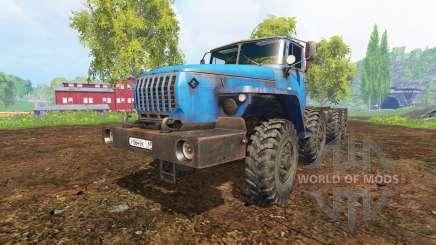 Ural-6614 for Farming Simulator 2015