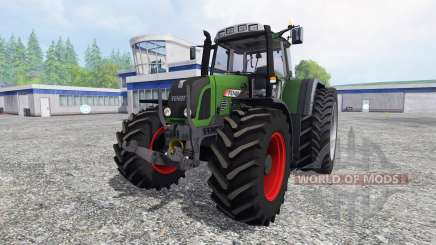 Fendt 820 Vario TMS v1.0 for Farming Simulator 2015