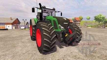 Fendt 939 Vario v2.2 for Farming Simulator 2013