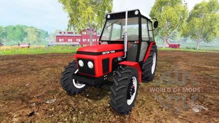 Zetor 7245 v0.1 for Farming Simulator 2015