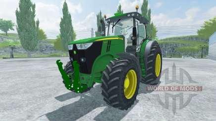 John Deere 7200 for Farming Simulator 2013