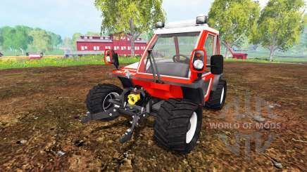 Reform Metrac H6 v1.0 for Farming Simulator 2015