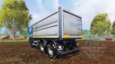 Tatra Phoenix T 158 6x6 Tipper for Farming Simulator 2015