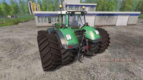 Fendt 1050 Vario [grip] v4.7 for Farming Simulator 2015