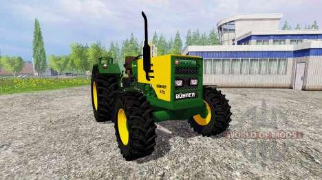Buhrer 475 for Farming Simulator 2015