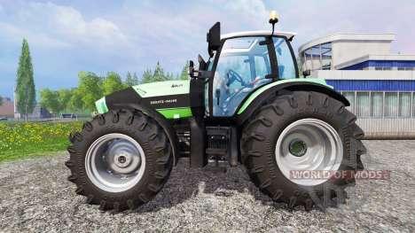 Deutz-Fahr Agrotron L730 v2.0 for Farming Simulator 2015
