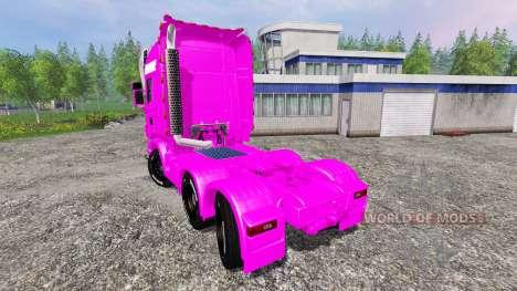 Scania R730 Topline v2.0 for Farming Simulator 2015