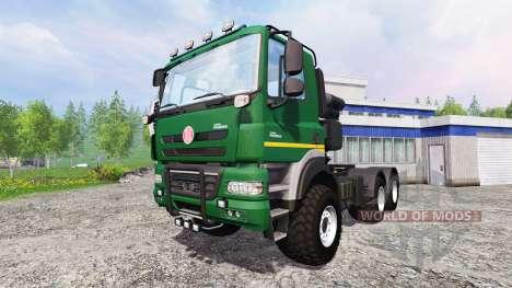 Tatra Phoenix T 158 6x6 for Farming Simulator 2015