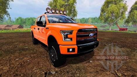 Ford F-150 2015 for Farming Simulator 2015