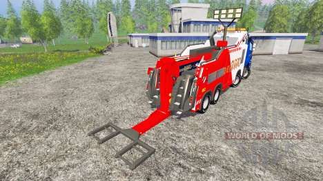 Mercedes-Benz Axor Depan 2000 for Farming Simulator 2015